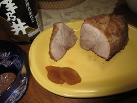 圧力鍋DE材料節約&手抜き煮豚