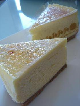 極みの白いNYチーズケーキ