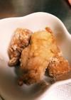 高野豆腐の豚肉巻の唐揚げ