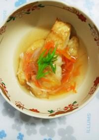 今日の晩ご飯たらのあんかけ(鮭でもOK)