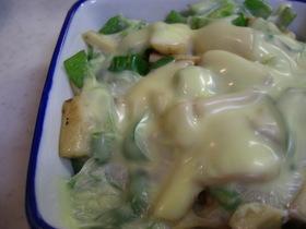 エリンギのオイスター☆チーズ焼き