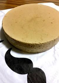 簡単☆コーヒー味の濃厚レアチーズケーキ