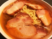 男の料理〜!麺!の写真
