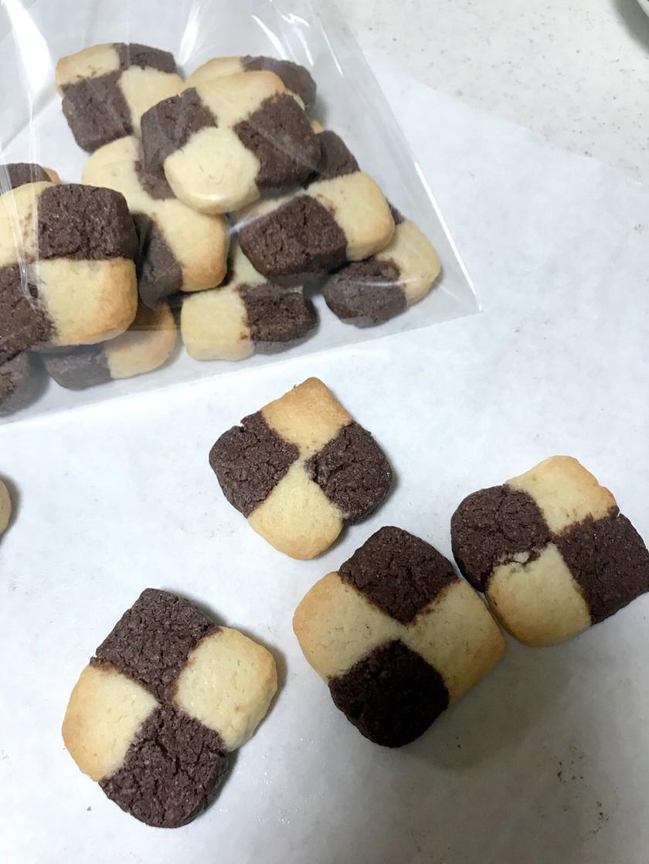 ビニール袋で!アイスボックスクッキー
