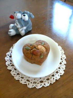 塩キャラメルコーヒーパウンドケーキ
