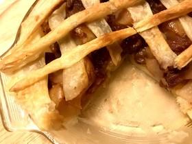 花梨とりんごのパイ
