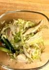 ターキーの中華サラダ