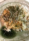フライパンごはん〜いわし明太と菜花で〜