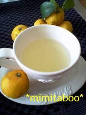 風邪ひきさんへ 簡単☆柚子茶☆