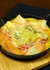 簡単!朝飯スキレット☆フレンチトースト