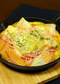 簡単!ワンパントースト☆フレンチトースト