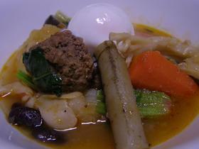 お野菜たっぷりトマトスープ ♪
