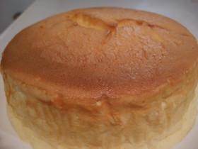 美味しい!ヨーグルト★スフレチーズケーキ