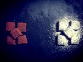 簡単に作れるローチョコレート生チョコ風