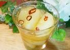 洋梨のコンフィチュール チリ風味