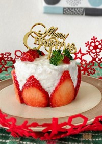簡単♡犬用ケーキ クリスマス☆誕生日に