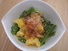 小松菜卵(^。^)