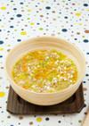 鶏ささみのスープうどん(離乳食中期)