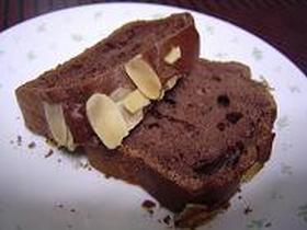 ホットケーキミックスでチョコケーキ♪