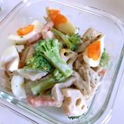 デパ地下風♪根菜ゴロゴロサラダの写真