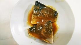 ☆フライパンで簡単☆サバの味噌煮