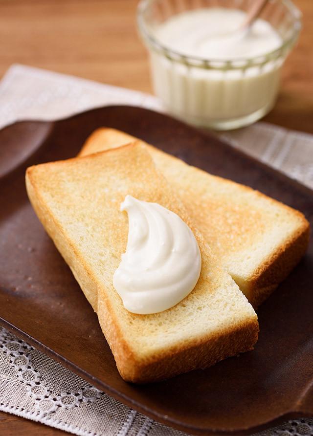トーストに♪糀甘酒クリームチーズディップ