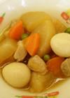 豚肉と大根の煮物 ★宇都宮学校給食