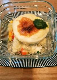 玉子のチーズ焼き *ずぼらMEC食*
