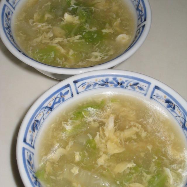 クックパッド 白菜 スープ