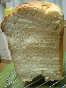 HB☆カスタードクリーム食パン