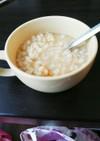 スープジャーでほったらかし!もち麦のお粥