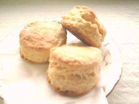 *Plain scones(FP)*