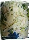 新玉ねぎとパセリのサラダ