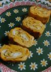 卵1つのほんのり甘い卵焼き