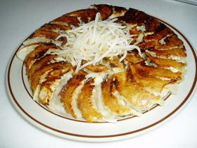 野菜たっぷり浜松餃子。