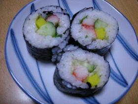 日本の海苔で作るキンパプ♪韓国のり巻