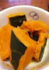 かぼちゃの煮物の黄金比☆甘め。
