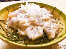 銀ザケのヅケマヨのっけ丼