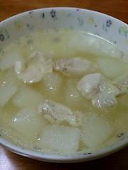 さっぱり☆大根スープの写真