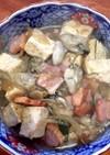 牡蠣とベーコンのオイスターソース炒め