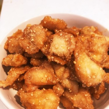 お弁当や作り置き冷凍に!ささみのカリカリ