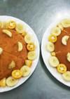 余ったヨーグルトを炊飯器!きんかんケーキ