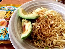 さっぱり簡単1人麺  レモン冷麺(正麺)
