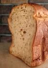 HB◎砂糖なしで自然の甘さ*柿食パン