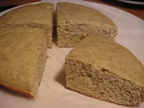 炊飯器使用★おからとバナナのパン