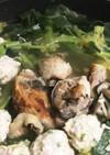コラーゲンたっぷり✨絶品✨うま塩鶏鍋