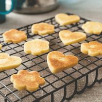 ホットプレートクッキー