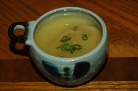 ふんわりヘルシー☆豆乳の茶碗蒸し