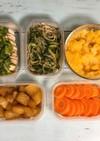 今週のお弁当の下準備28