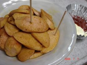 魚肉ソーセージでおつまみ byカレー味